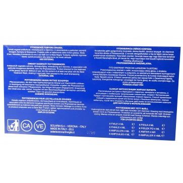 Szampon Eliokap 250ml + Fitoesencja Caduta 6x4ml